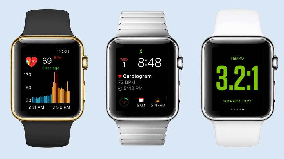 Новые Apple Watch научат делать ЭКГ